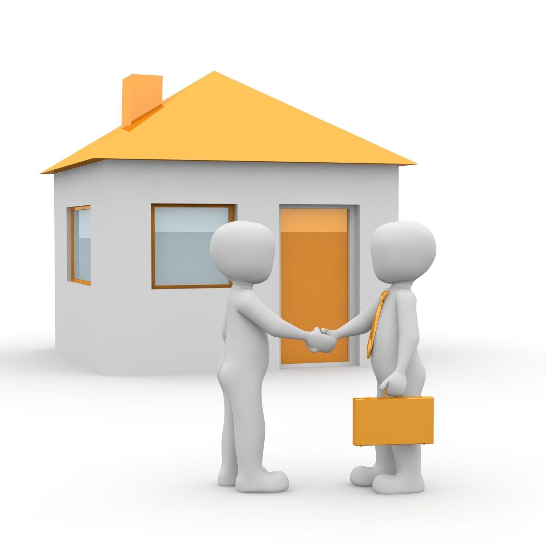 10 Schritte zum Hauskauf